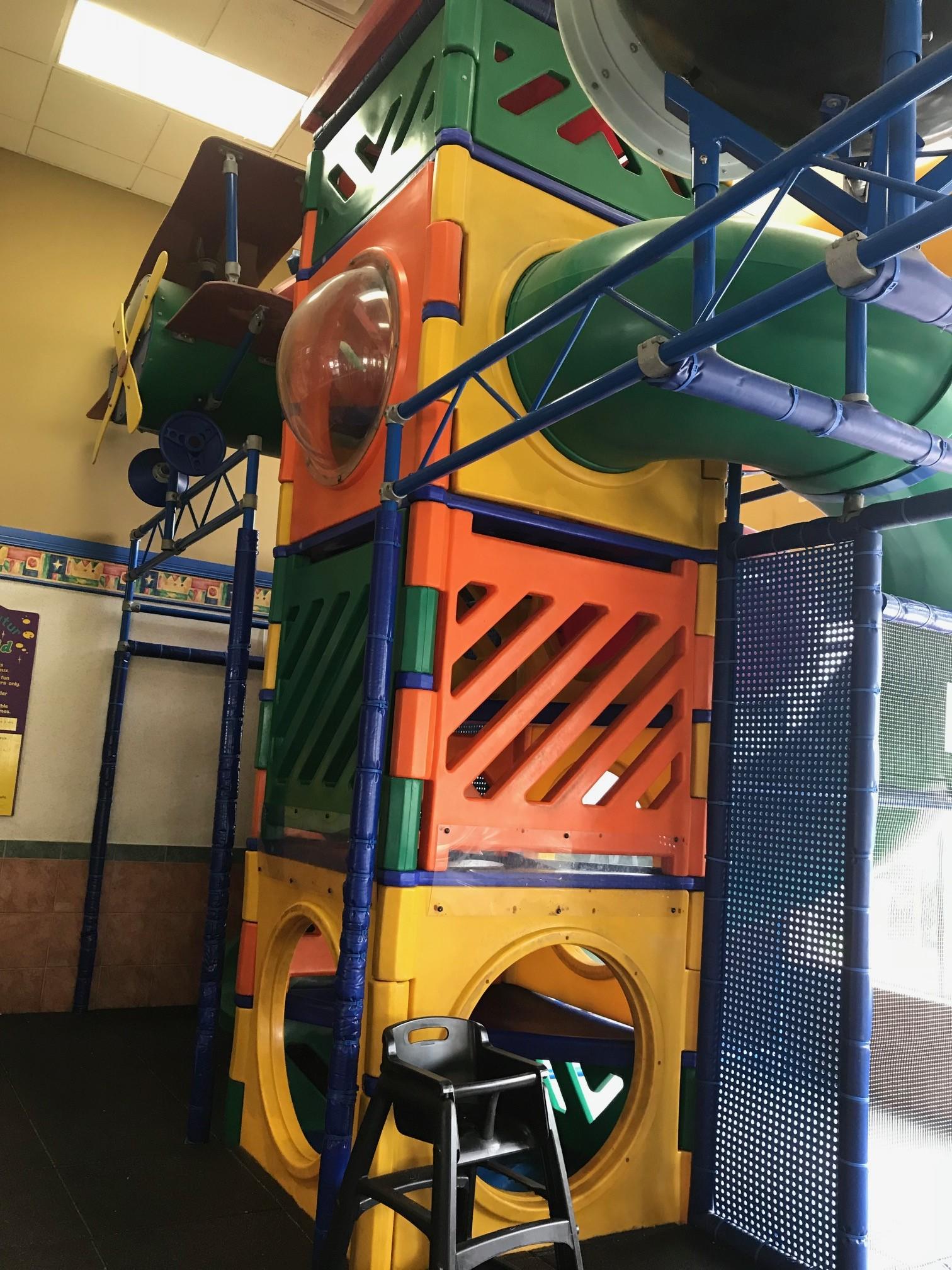 Colorful Climber